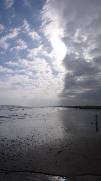 hornsea sky oct 09